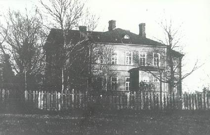 Jõhvi Ministeeriumikooli hoone